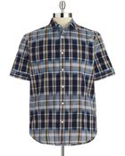 Guess Dune Button-Down Shirt - Lyst