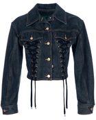 Jean Paul Gaultier Denim Jacket - Lyst
