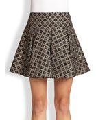 Nanette Lepore Magician Skirt - Lyst