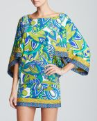 Trina Turk Amazonia Covers Tunic Swim Cover Up - Lyst