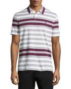 Original Penguin Classic-Fit Striped Polo Shirt - Lyst