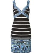 Emilio Pucci Sleeveless Dress - Lyst