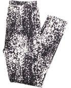 H&M + Jersey Leggings - Lyst