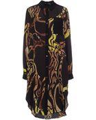 Proenza Schouler Knee-Length Dress - Lyst