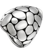 John Hardy Kali Marquise Dome Ring - Lyst