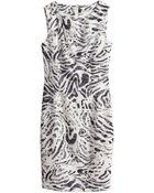 H&M Figure-Fit Dress - Lyst