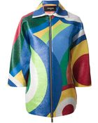 DSquared² Cocoon Jacket - Lyst