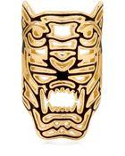 Kenzo Oversized Tiger Ring - Lyst