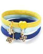 Marc By Marc Jacobs Charm Detail Hair Bands - Lyst