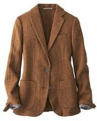 Uniqlo Women Soft Tweed Jacket - Lyst