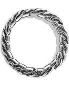 David Yurman Curb Chain Bracelet - Lyst