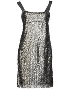 Twin-set Simona Barbieri Short Dress - Lyst