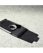 Charbonize Black Single-Piece Leather Ipad Mini Folio/Sleeve - Lyst
