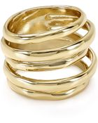 Alexis Bittar Miss Havisham Layered Ring - Lyst