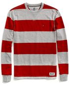 Tommy Hilfiger Long Sleeve Rugby Stripe Tee - Lyst