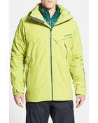 Patagonia 'Powder Bowl' Gore-Tex Waterproof Hooded Jacket - Lyst