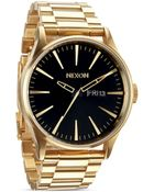 Nixon The Sentry Ss Watch, 42Mm - Lyst