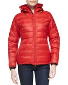 Canada Goose Camp Hooded Packable Puffer Coat - Lyst