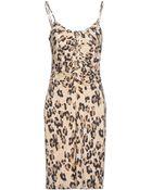 Blugirl Blumarine Short Dress - Lyst