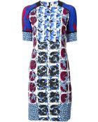 Peter Pilotto 'Sphere' Dress - Lyst