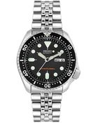 Seiko Men'S Automatic Diver Watch Stainless Steel - Lyst