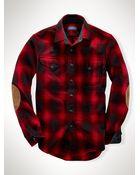 Polo Ralph Lauren Plaid Wool Hunting Workshirt - Lyst