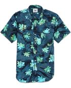 Mark McNairy New Amsterdam Short Sleeve Shirt - Lyst