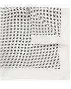 Emma Willis Printed Silk Pocket Square - Lyst