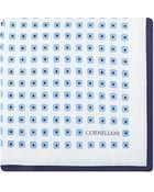 Corneliani Printed Pocket Square - For Men - Lyst
