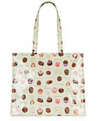 Harrods Medium Vintage Chocolates Shopper Bag - Lyst