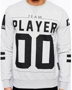 Criminal Damage Player Sweatshirt - Lyst