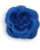 Hook + Albert Lapel Flower Pin - Lyst