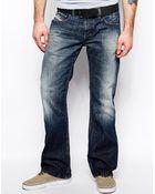 Diesel Jeans Zatiny 814A Bootcut - Lyst