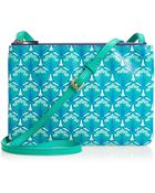 Liberty London Green Iphis Bayley Cross Body Pouch - Lyst