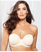 Wacoal Red Carpet Full Figure Strapless Bra 854119 - Lyst