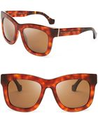 Balenciaga Square Sunglasses - Lyst