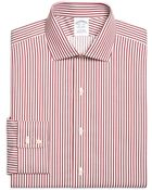 Brooks Brothers Non-iron Slim Fit Bangle Stripe Dress Shirt - Lyst