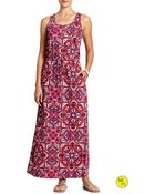 Banana Republic Factory Print Maxi Dress - Lyst