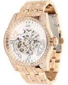 Guess Exhibition Watch - Lyst