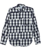 Mark Mcnairy New Amsterdam Long Sleeve Collar Shirt - Lyst