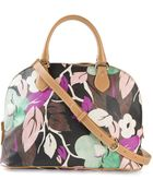 Etro Floral Print Tote - Lyst