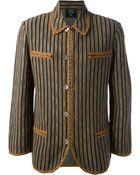 Jean Paul Gaultier Vault Knitted Jacket - Lyst