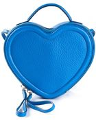 Marc By Marc Jacobs Heart To Heart Shoulder Bag - Lyst