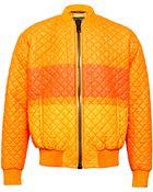 Calvin Klein Collection Mens Hildon Bomber Jacket - Lyst