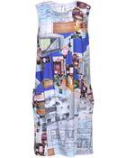Clover Canyon Short Dress - Lyst