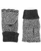 Rag & Bone Claire Fingerless Gloves - Lyst