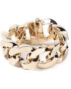 Givenchy Chunky Chain Bracelet - Lyst