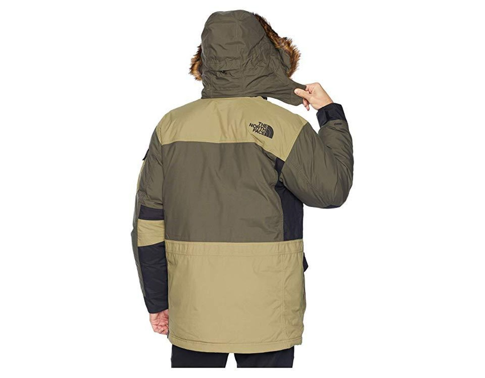 202aa2cee163e The North Face Mcmurdo Parka Iii in Green for Men - Save 50% - Lyst