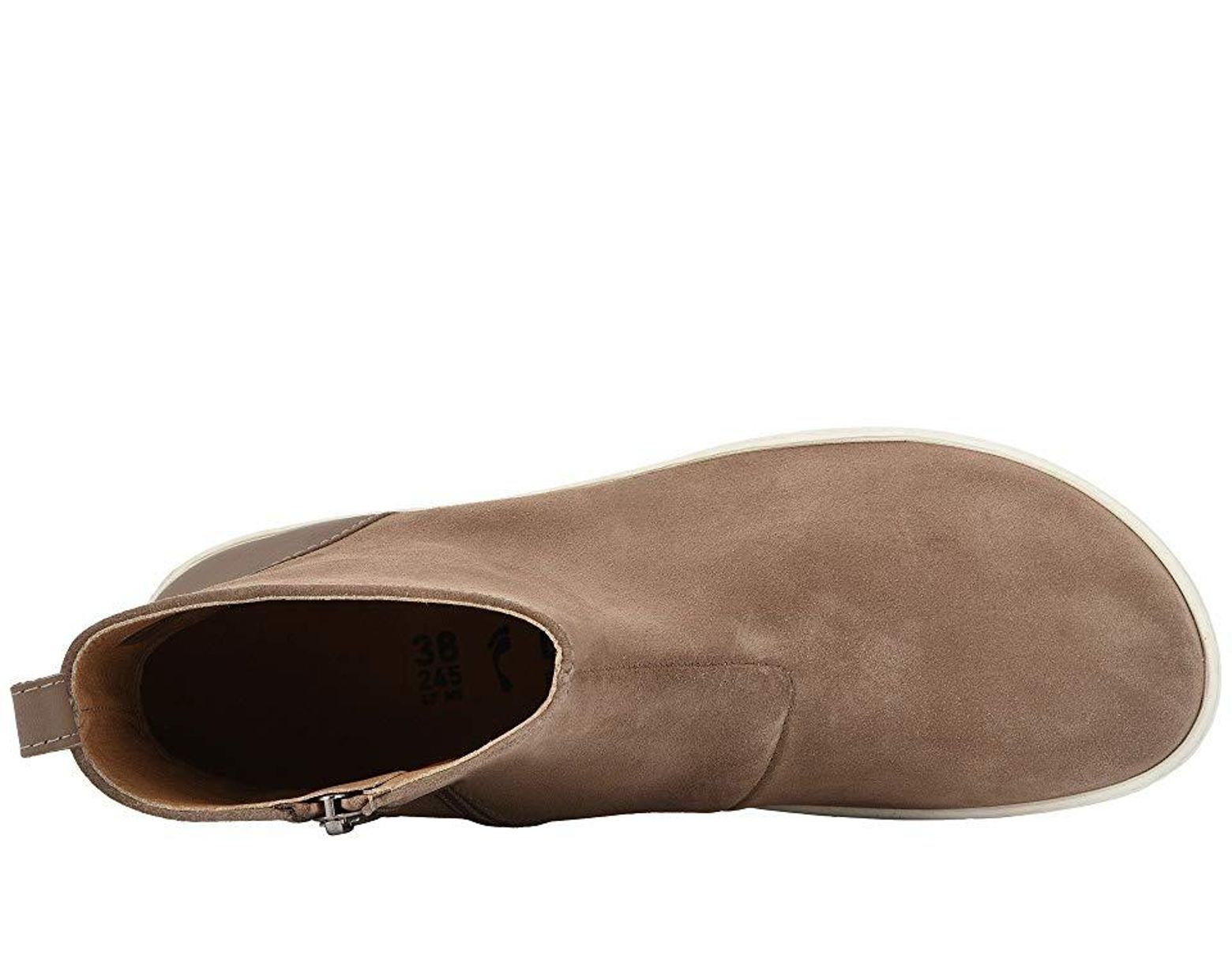 7bda4815 Birkenstock Myra (taupe Suede) Shoes in Brown - Save 25% - Lyst