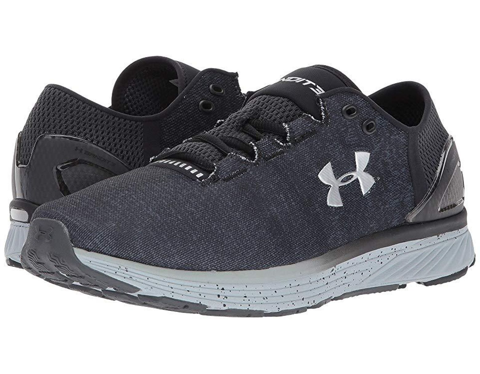cheap for discount 97391 35b7c Under Armour Charged Bandit 3 (stealth Gray/black/msv ...